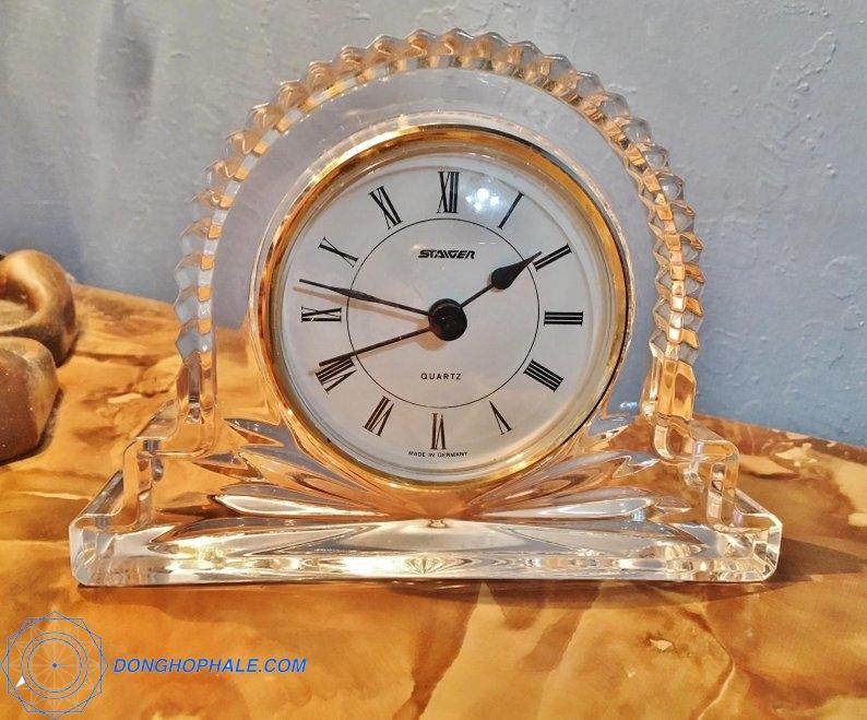 Đồng hồ pha lê 18