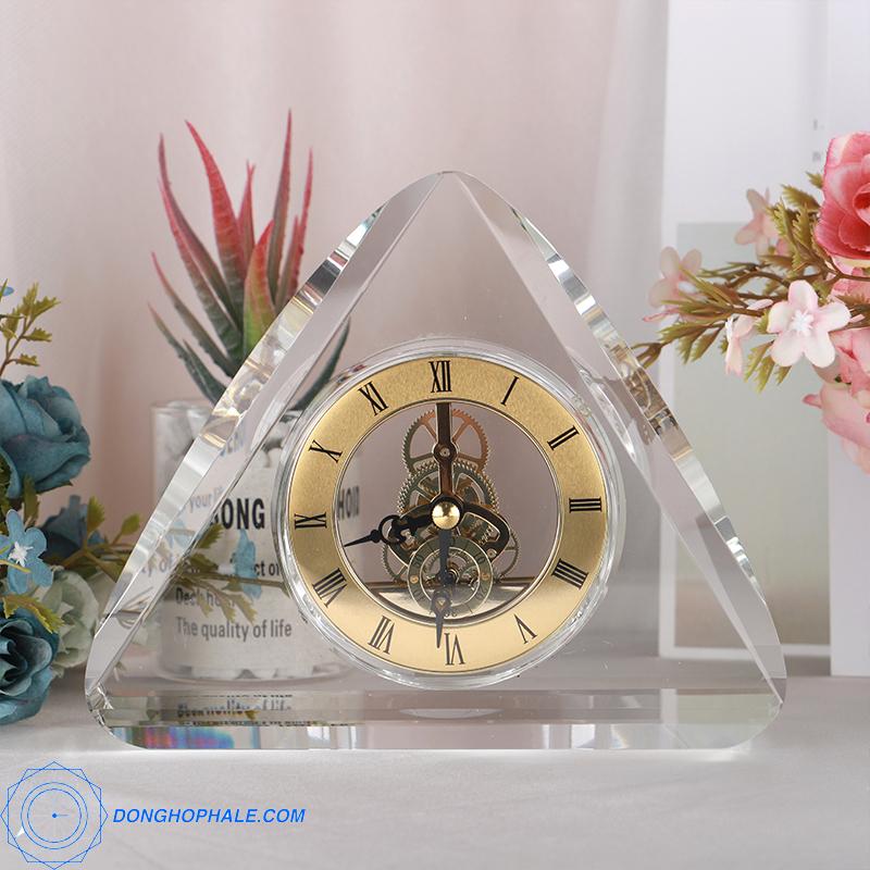 Đồng hồ pha lê 2