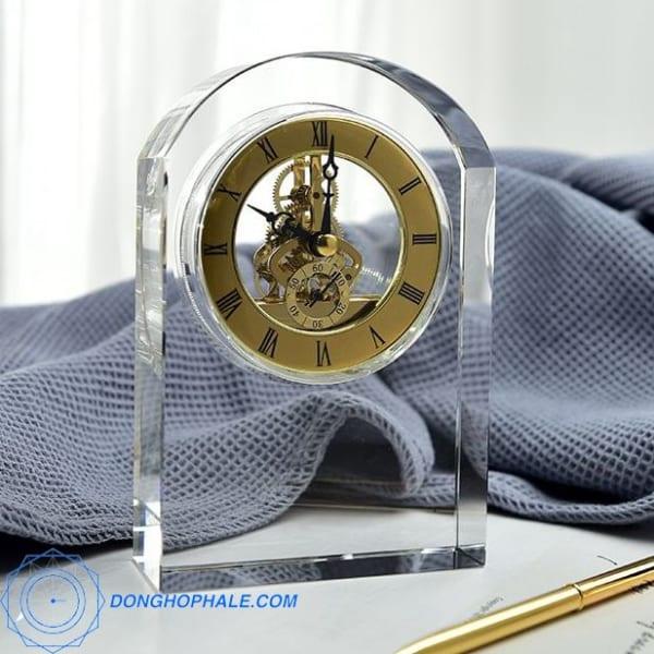 Đồng hồ pha lê 1