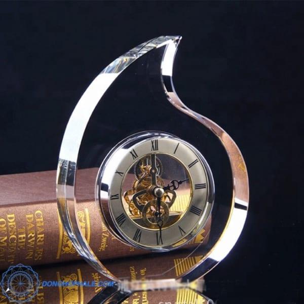 Đồng hồ pha lê 3