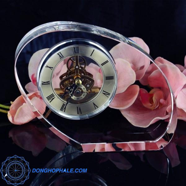Đồng hồ pha lê 12