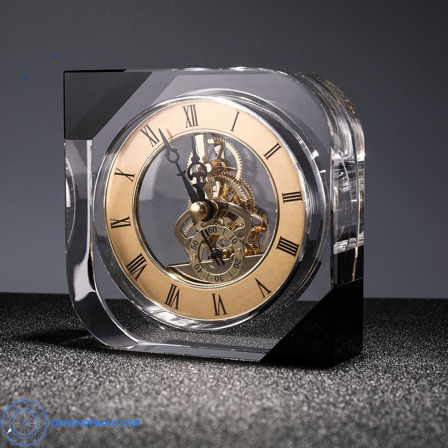 Đồng hồ pha lê 13