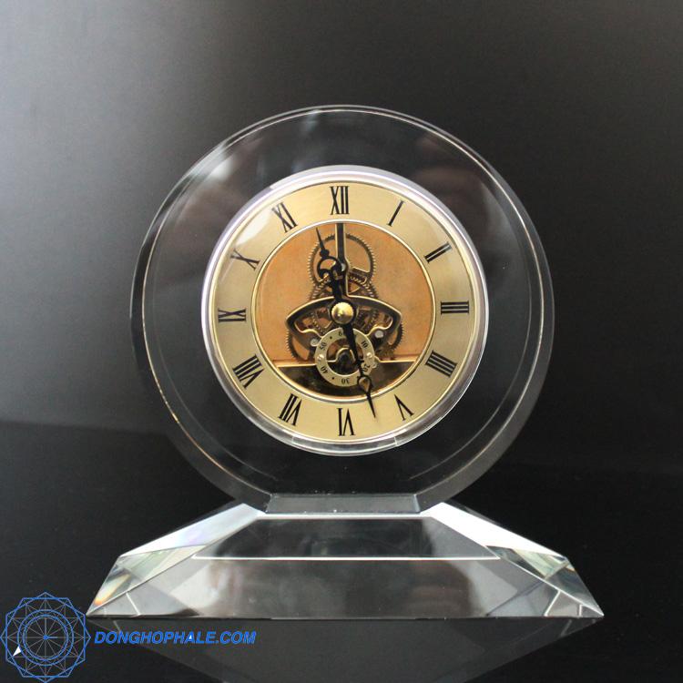 Đồng hồ pha lê 21
