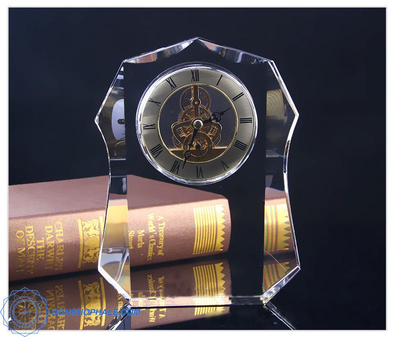 Đồng hồ pha lê 4