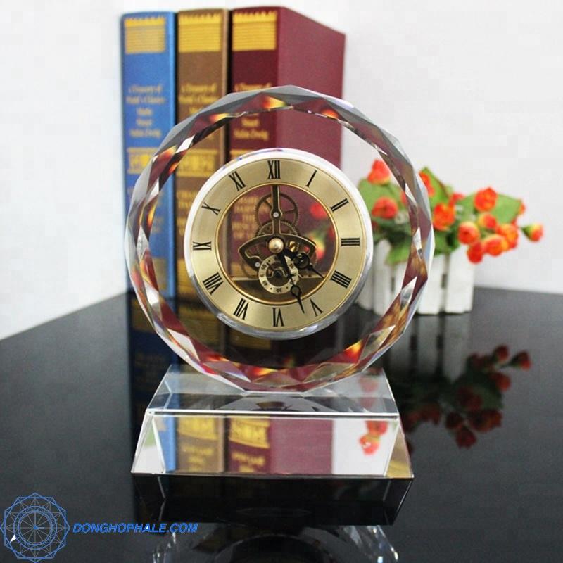 Đồng hồ pha lê 5