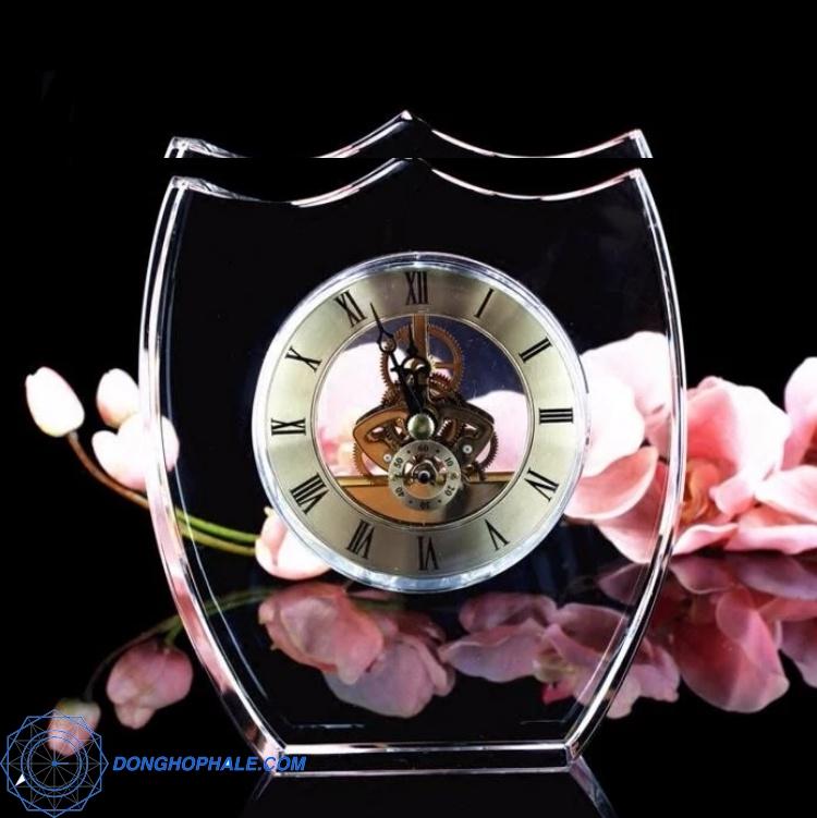 Đồng hồ pha lê 6