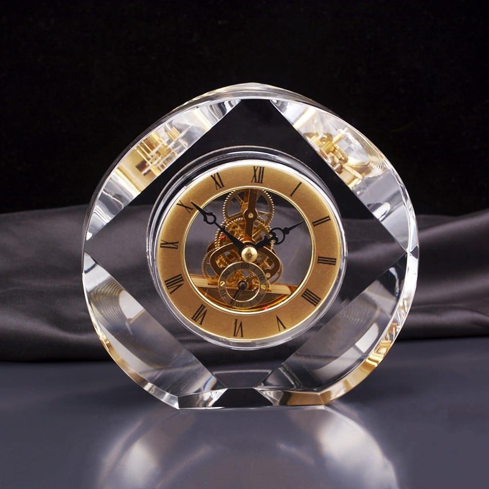 Đồng hồ pha lê 9