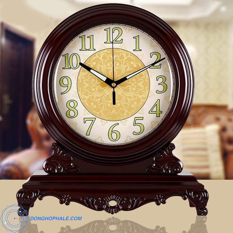 Đồng hồ để bàn 9